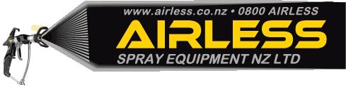 Airless Spray Equipment logo